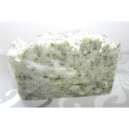 Organic Oregano Soap Oatmeal Soap  Lard and Lye  Soap with Organic Oregano and Oatmeal.  Single bar